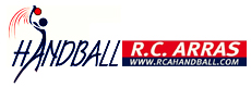 Racing Club Arras Handball, site officiel
