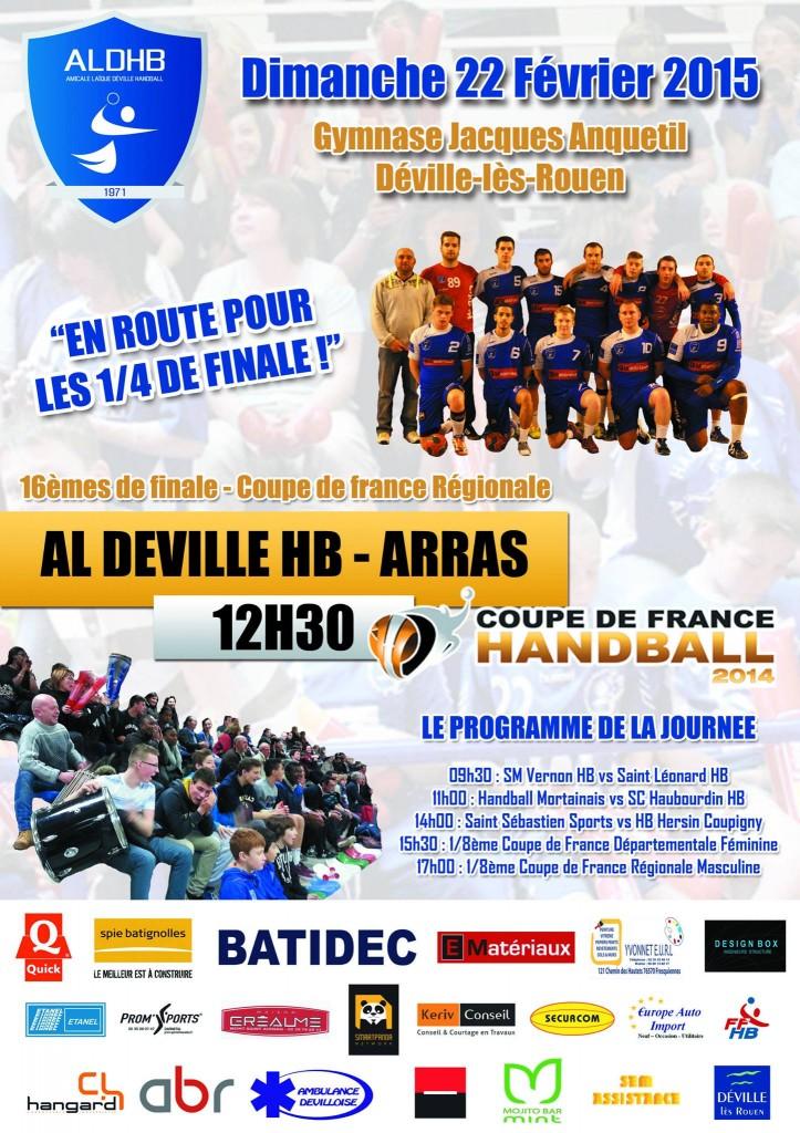 1 16eme et 1 8eme de finale de coupe de france racing - Eme de finale coupe de france en direct ...
